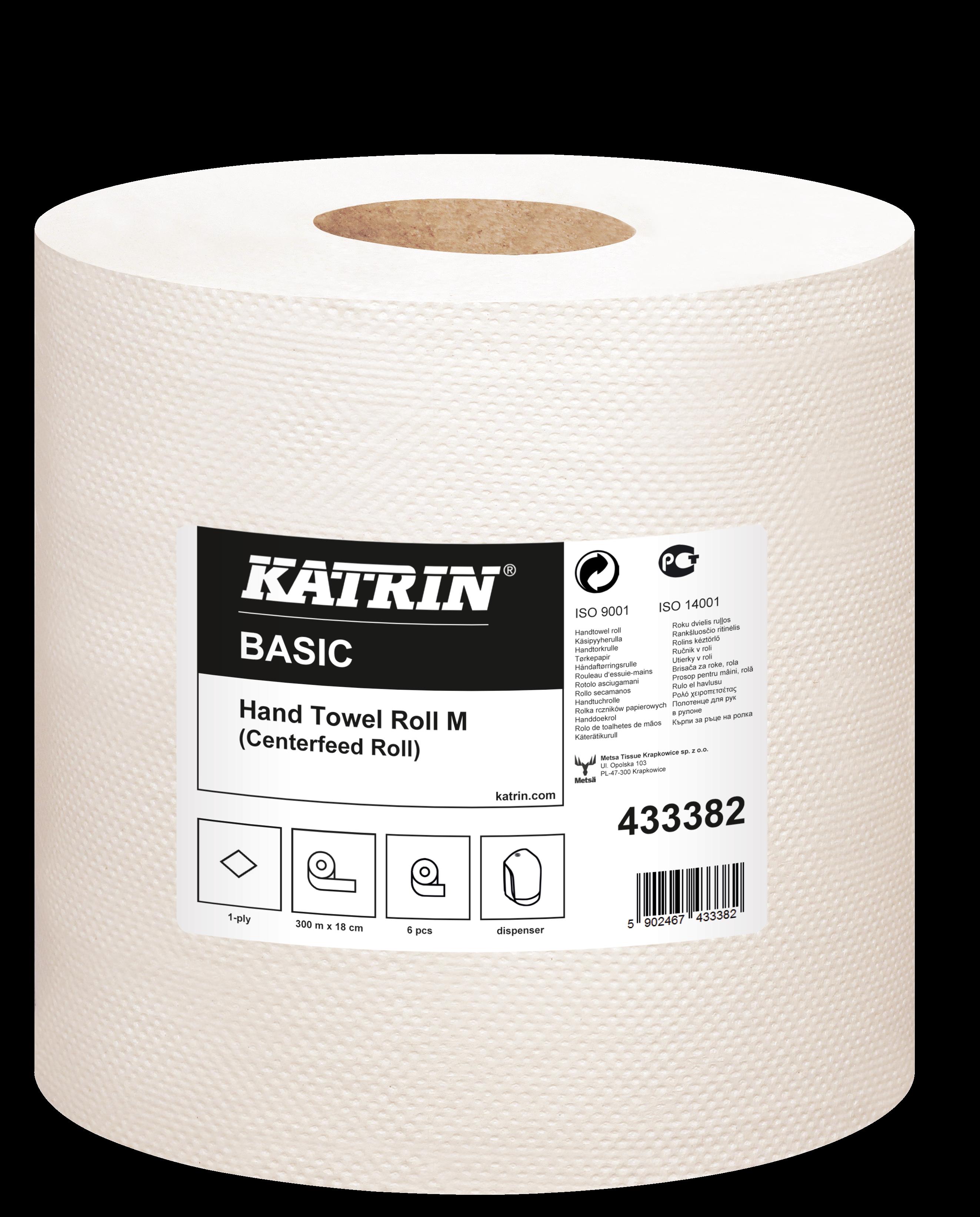 Katrin Basic Hand Towel M 300