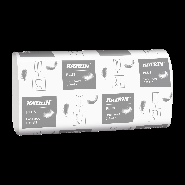 Katrin Plus C-Fold 2 valkoinen