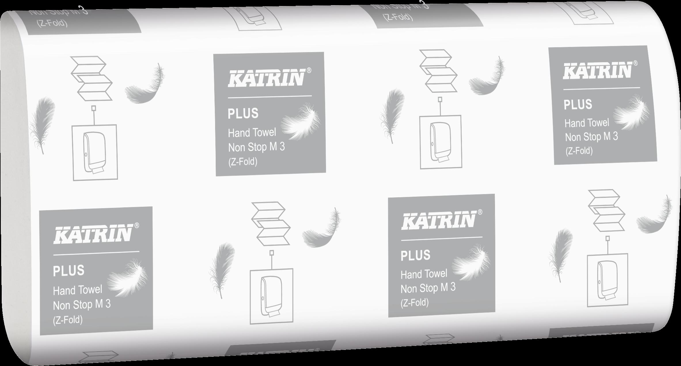 Katrin Plus Hand Towel Non Stop M3