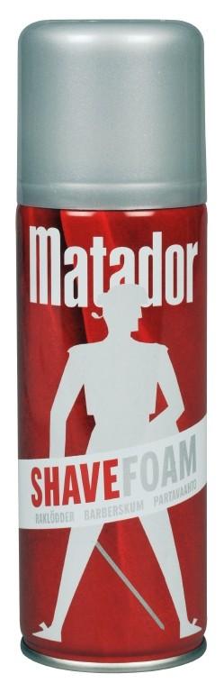 Matador partavaahto 200ml