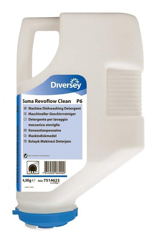 Suma Revoflow Clean P6 4,5KG
