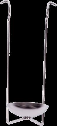Tippa-alusta dispenso-telineeseen, ∅ 6 cm